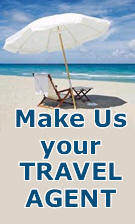 Make Us your Travel Agent